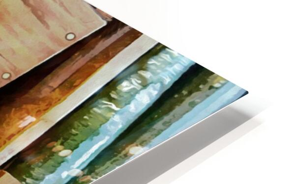 Swede Sale Display HD Sublimation Metal print