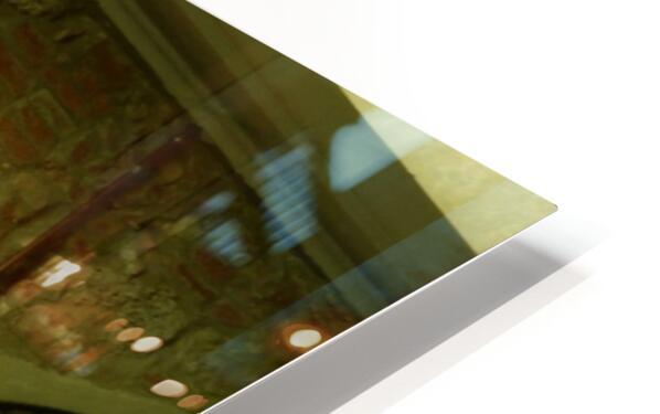 Bar Sign HD Sublimation Metal print