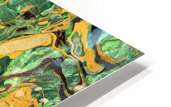 Marble XXXVIII HD Sublimation Metal print
