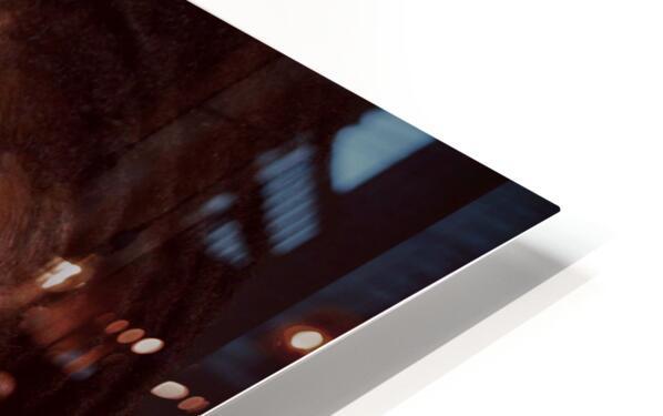 Headshot HD Sublimation Metal print