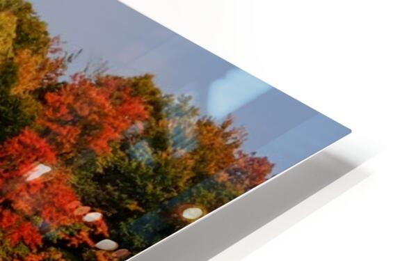 Fall in love with fall Impression de sublimation métal HD