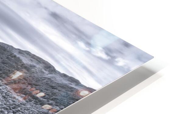 Scottish Loch HD Sublimation Metal print