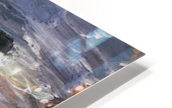 Moonlight by Lovis Corinth HD Sublimation Metal print