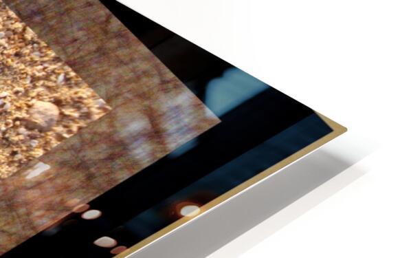 the child - English HD Sublimation Metal print