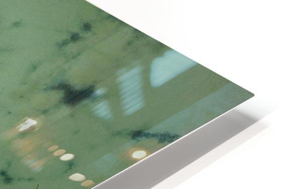 Wharfedale HD Sublimation Metal print
