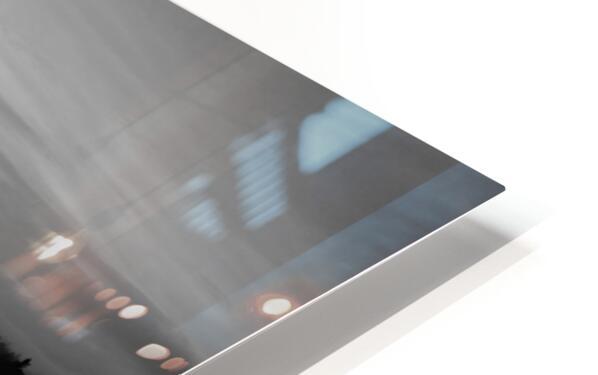 Mi-saison Impression de sublimation métal HD