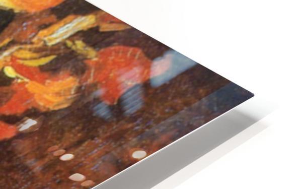 Red Gladioli by Van Gogh HD Sublimation Metal print