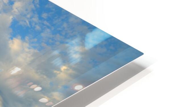 BEAUTY ETERNAL HD Sublimation Metal print