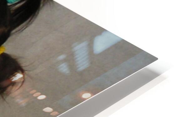 Cherub HD Sublimation Metal print