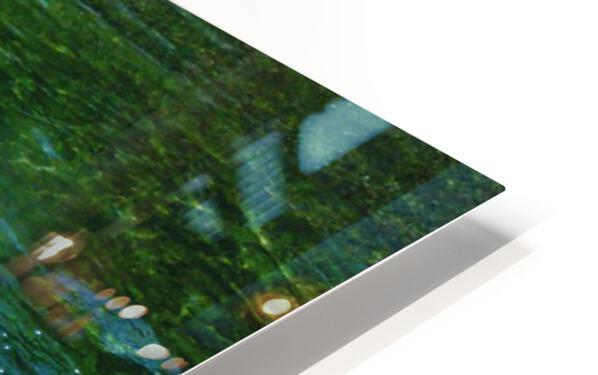 Kiss Me Polar Bears HD Sublimation Metal print