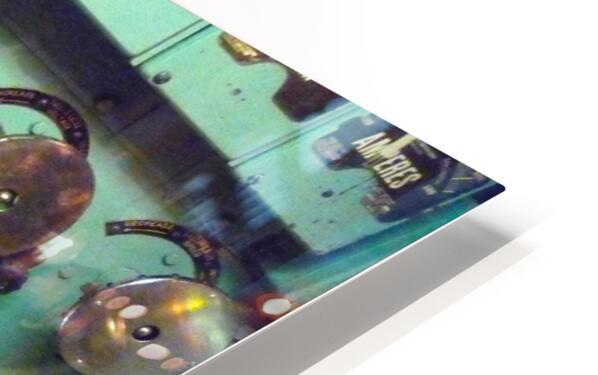 Submarine 4 HD Sublimation Metal print