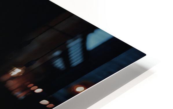 Lights HD Sublimation Metal print