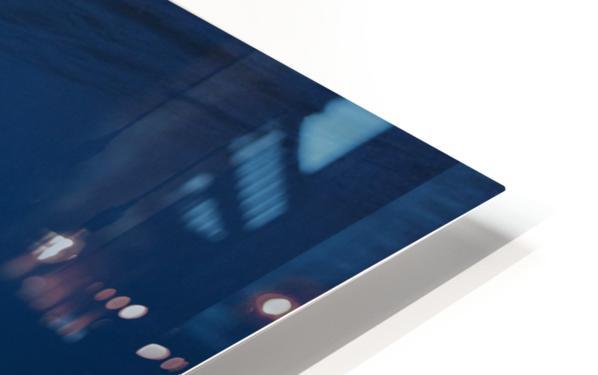 Humpback Whale HD Sublimation Metal print