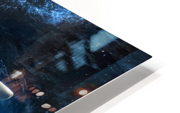 Aqua-Theatre HD Sublimation Metal print
