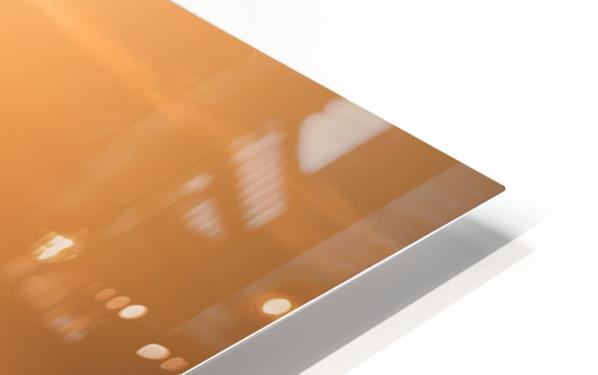 Sunrise Flight HD Sublimation Metal print
