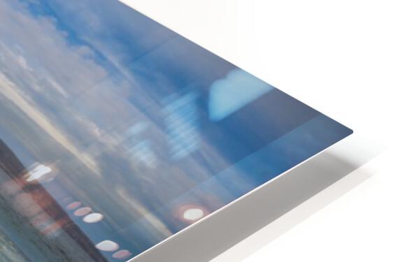 Ecume Perce HD Sublimation Metal print