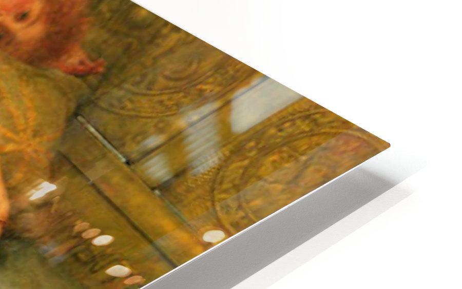 A favorite poet by Alma-Tadema HD Sublimation Metal print