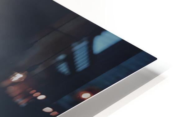 Cap Mont-Joli et son Rocher Perce HD Sublimation Metal print