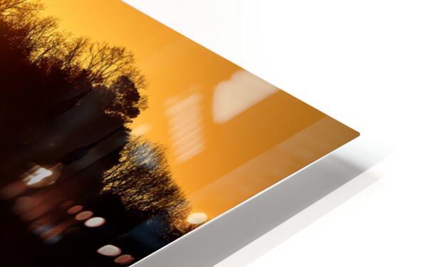 Sunrise at Langley Pond Park   Aiken SC 7R301617 12 19 20 HD Sublimation Metal print