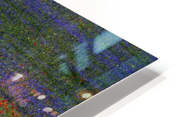 get lost HD Sublimation Metal print