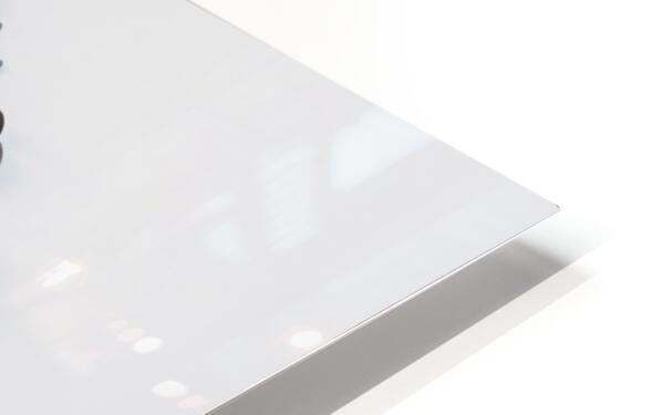 Daltana Spring Jarill HD Sublimation Metal print