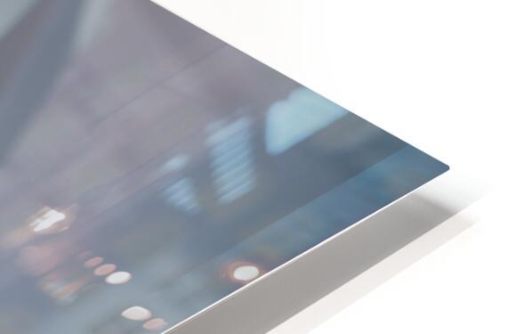 Daltana Pastel London Lindora HD Sublimation Metal print