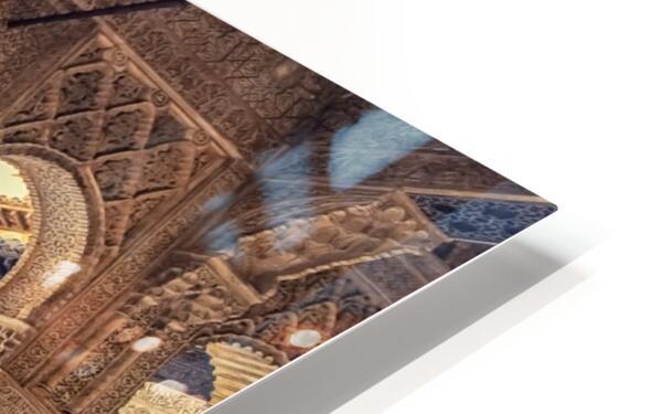 Alhambra HD Sublimation Metal print