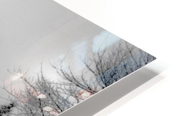 Obscur HD Sublimation Metal print