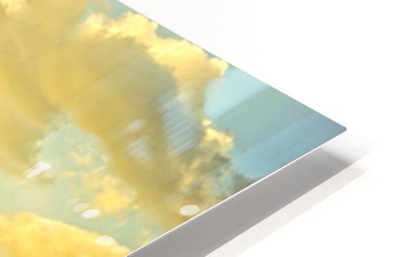 Perfect Day - Sunset Hawaiian Islands HD Sublimation Metal print