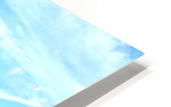 Blue Day - Hawaiian Islands HD Sublimation Metal print