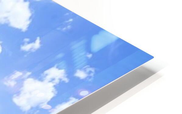 The Sawatch Range Colorado HD Sublimation Metal print