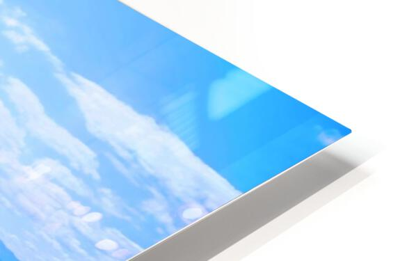 To the Horizon HD Sublimation Metal print