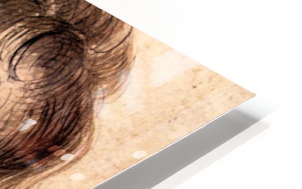 Son Albert by Rubens HD Sublimation Metal print