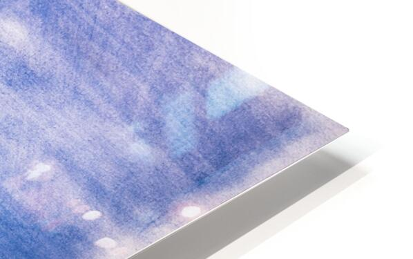The Prisoner HD Sublimation Metal print