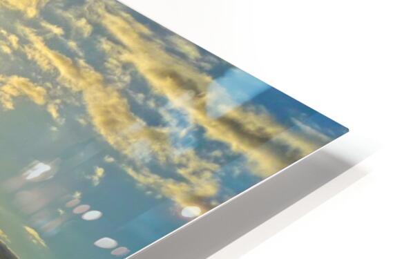 Island Dreamin - Hawaii Sunset HD Sublimation Metal print