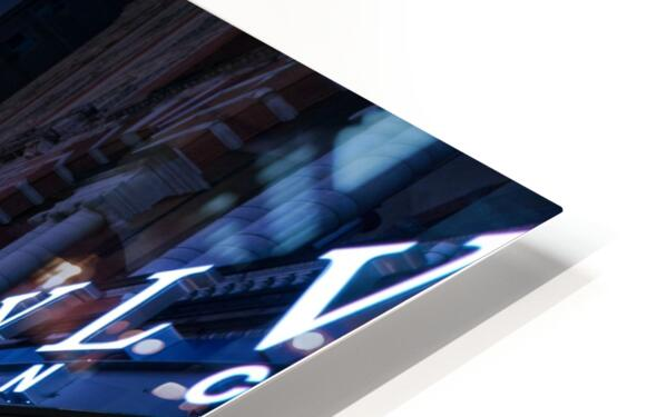 Back To You HD Sublimation Metal print
