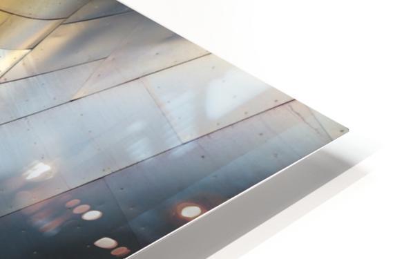 Organic Metal 3 by David Reams  HD Sublimation Metal print