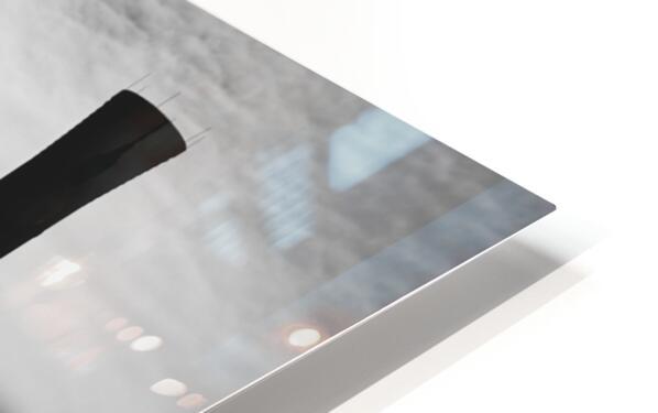 Smokestack Number Three HD Sublimation Metal print