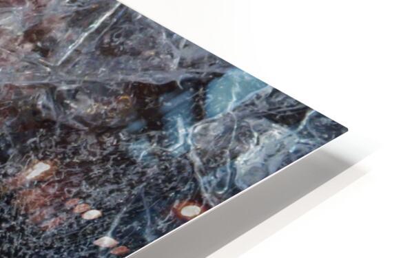Ice Patterns ap 1730 HD Sublimation Metal print