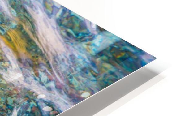 Water Colors ap 2562 HD Sublimation Metal print