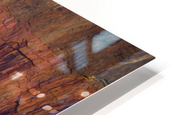 Rust ap 2510 HD Sublimation Metal print