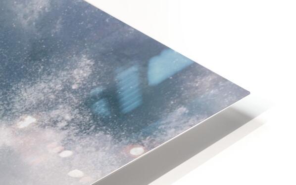 Wave Curl ap 2674 HD Sublimation Metal print