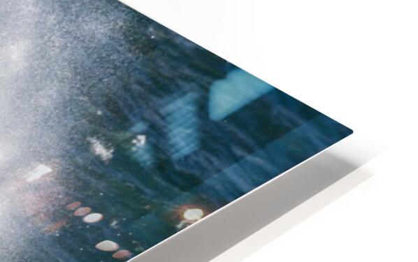 Wave Curl ap 2668 HD Sublimation Metal print