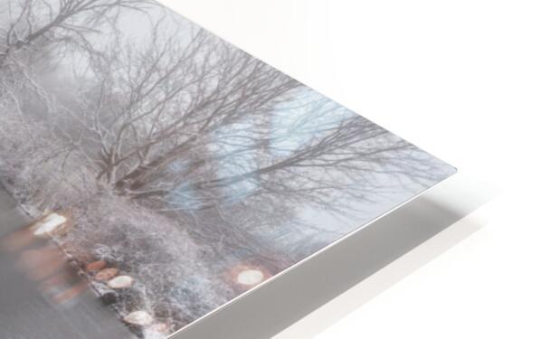 Snow Storm ap 2710 HD Sublimation Metal print