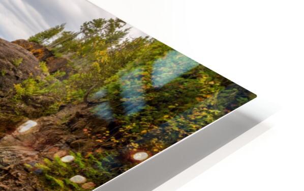 Lake Superior ap 2550 HD Sublimation Metal print