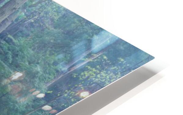 Ash Cave Entrance apmi 1641 HD Sublimation Metal print