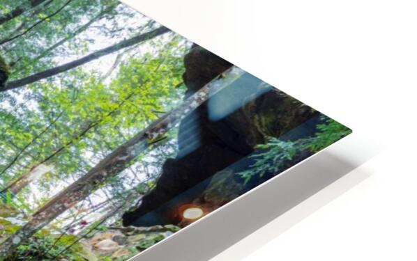 Lodge Falls apmi 1649 HD Sublimation Metal print