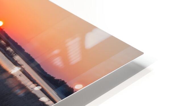 Sunrise ap 2786 HD Sublimation Metal print