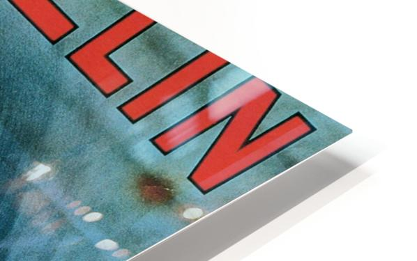 Michelin Poster Impression de sublimation métal HD