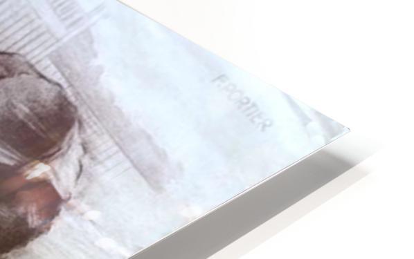 Grand prix de Geneve Impression de sublimation métal HD